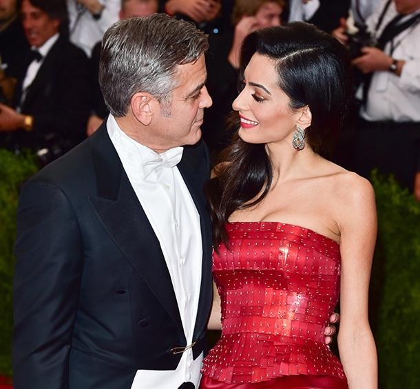 Tài tử George Clooney lần đầu làm cha ở tuổi 56 - 1