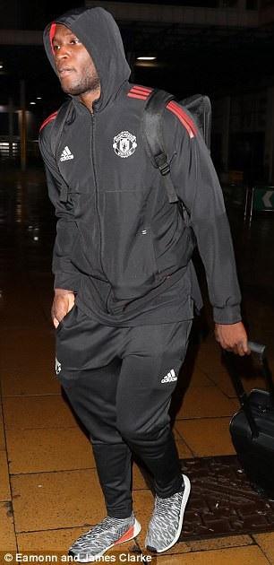 Tiền đạo Lukaku đã được thi đấu ở đội hình xuất phát nhưng thiếu duyên ghi bàn