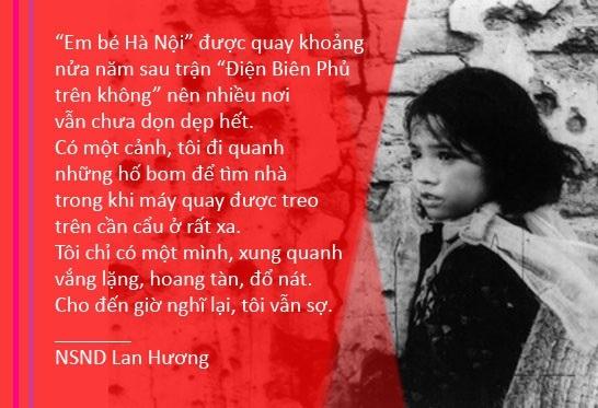 Xem thêm: NSND Lan Hương, NSƯT Chiều Xuân sống mãi ký ức về phim gắn với Hà Nội 12 ngày đêm