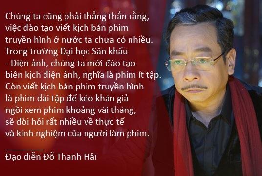 """Xem thêm: Vì sao truyền hình Việt phải """"nhập khẩu"""" kịch bản mới có phim hay?"""