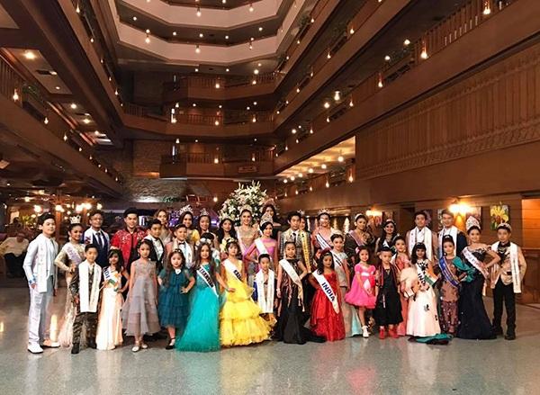 """4 em nhỏ Việt thắng lớn ở cuộc thi """"Hoàng tử và công chúa quốc tế"""" - 12"""
