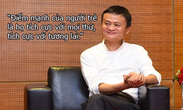 Những câu nói truyền cảm hứng của Jack Ma với sinh viên Việt Nam - 11