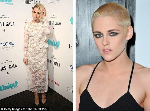 """Nữ diễn viên phim """"Chạng vạng"""" Kristen Stewart đã đi qua thời đẹp xinh """"như mộng"""", thay vào đó, giờ đây, cô thích thú với những vai diễn cá tính mạnh mẽ. Nữ diễn viên 26 tuổi vào vai một nữ kỹ sư trong bộ phim đang quay - """"Underwater""""."""