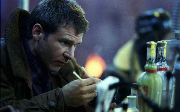 Nam diễn viên Harrison Ford từng đảm nhận vai nam chính - cảnh sát Rick Deckard