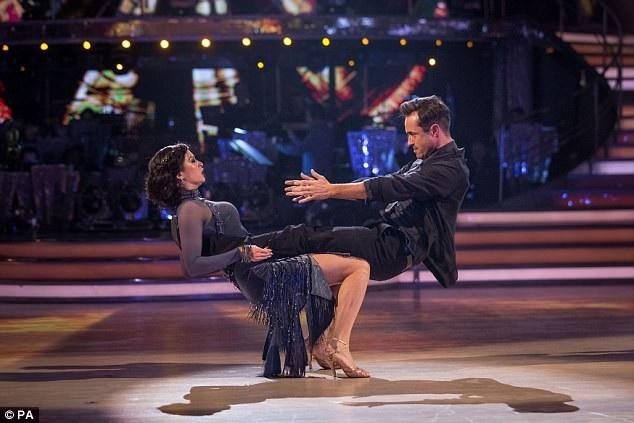 Với bài nhảy này, cặp đôi đã nhận được số điểm 35/40.