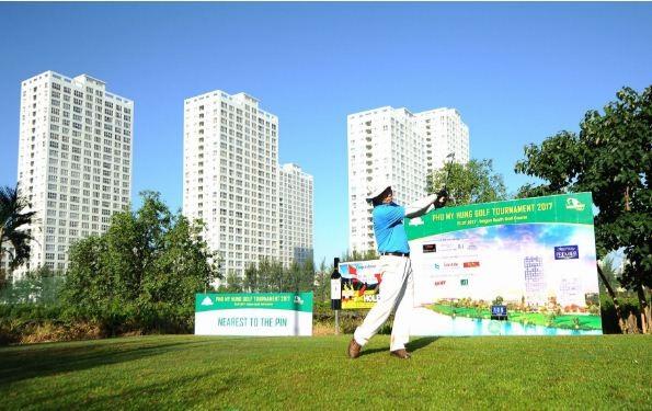 Giải đấu này là đặc quyền dành riêng cho cư dân, khách hàng của Phú Mỹ Hưng