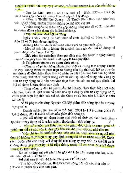 """Vụ cổ phần hóa tai tiếng tại Hacinco: Cùng """"kịch bản"""" thâu tóm bóng đèn Điện Quang? - 4"""