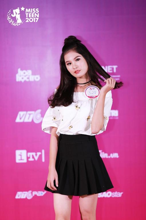 Top 18 thí sinh xuất sắc nhất Miss Teen 2017 - 6