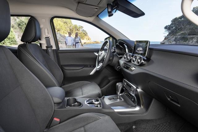 Mẫu bán tải của Mercedes-Benz bị lãnh đạo… BMW chê bai thậm tệ - 9