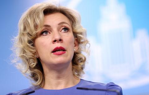 Phát ngôn Bộ Ngoại giao Nga Maria Zakharova