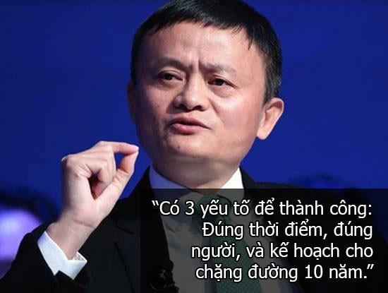 Những câu nói truyền cảm hứng của Jack Ma với sinh viên Việt Nam - 12