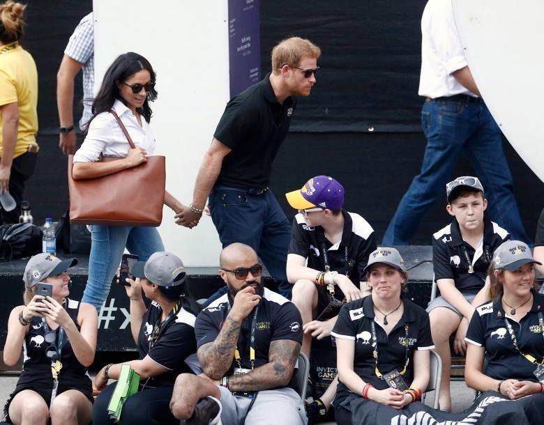 """Giải """"Invictus Games"""" là giải thi đấu thể thao quốc tế dành cho những quân nhân thương tật, lần đầu được tổ chức vào năm 2014 do chính Hoàng tử Harry sáng lập."""