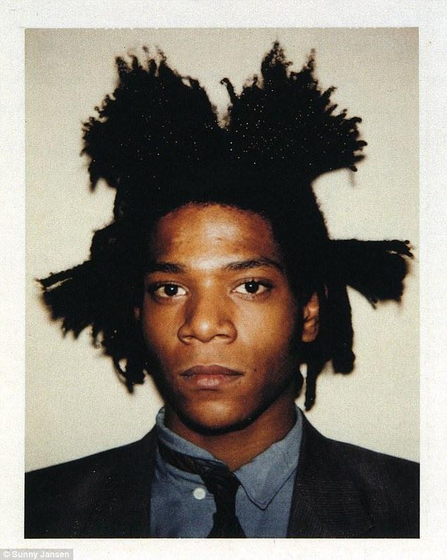 Họa sĩ đoản mệnh Jean-Michel Basquiat đã sớm qua đời năm 27 tuổi. Sinh thời, anh theo đuổi trường phái tân biểu hiện và trường phái nguyên sơ.