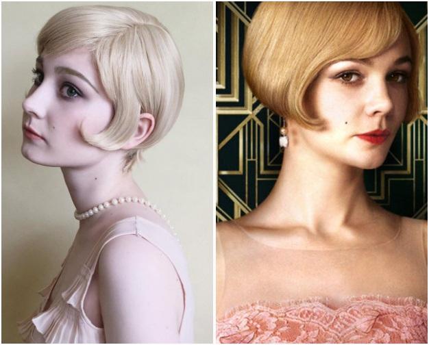 """Hóa thành nàng Daisy Buchanan trong phim """"The Great Gatsby"""" (Đại gia Gatsby - 2013)."""