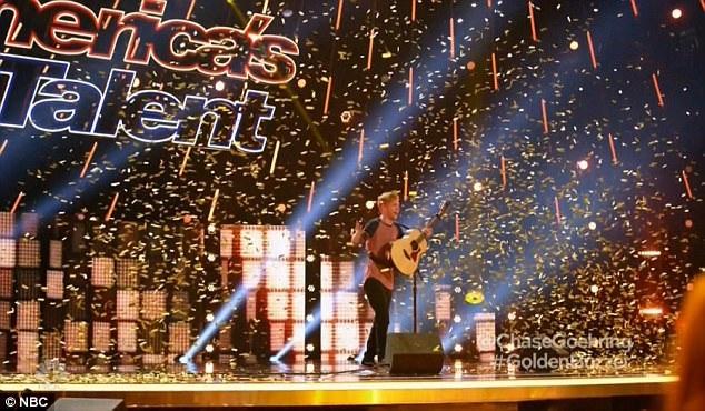 Giọng ca trẻ 21 tuổi đã chắc chắn có một vé trong vòng live shows.