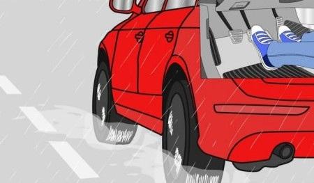 Sát hạch lý thuyết bằng lái xe: Đề số 5 - 1