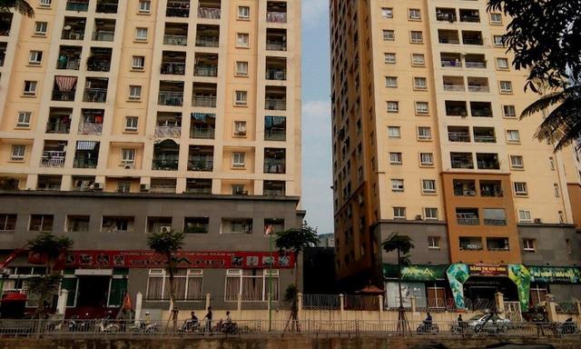 Hệ thống phòng cháy chữa cháy không đảm bảo khiến hàng nghìn cư dân cụm chung cư 229 phố Vọng luôn sống trong sợ hãi!