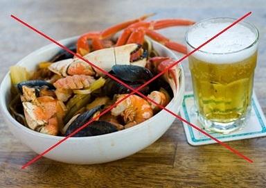 7 nguyên tắc khi ăn hải sản không phải ai cũng biết - 2
