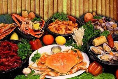7 nguyên tắc khi ăn hải sản không phải ai cũng biết - 4