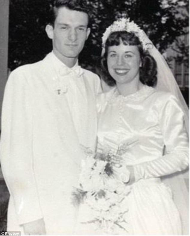 Hugh Hefner và người vợ đầu - Mildred Williams - kết hôn năm 1949, chính thức ly hôn năm 1959. Cặp đôi có với nhau một con trai và một con gái.