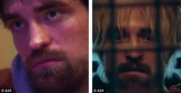 Trong phim, tạo hình nhân vật Robert không còn giữ lại nét nào lãng tử quyến rũ của Pattinson.