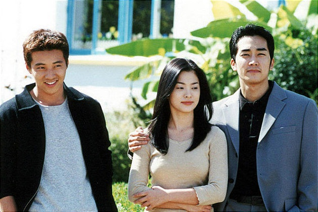 8 chặng đường tình của Song Hye Kyo trên màn ảnh - 2