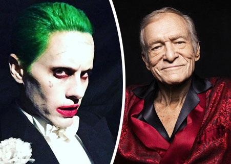 """Nam diễn viên """"Joker"""" hóa thân thành… """"ông trùm Playboy"""" - 1"""