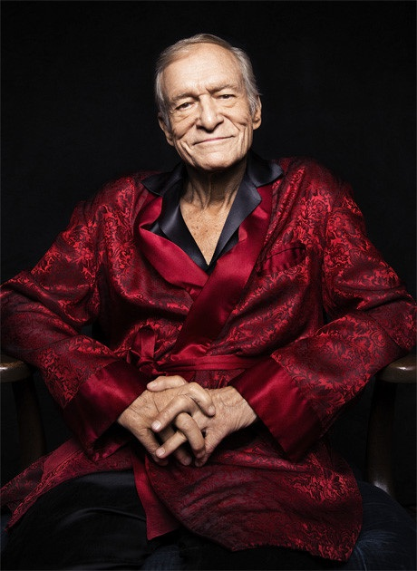 Ông trùm Playboy - Hugh Hefner