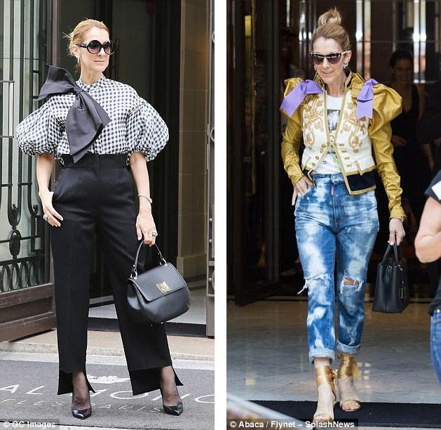 Celine Dion trở thành biểu tượng thời trang ở tuổi 49 - 2