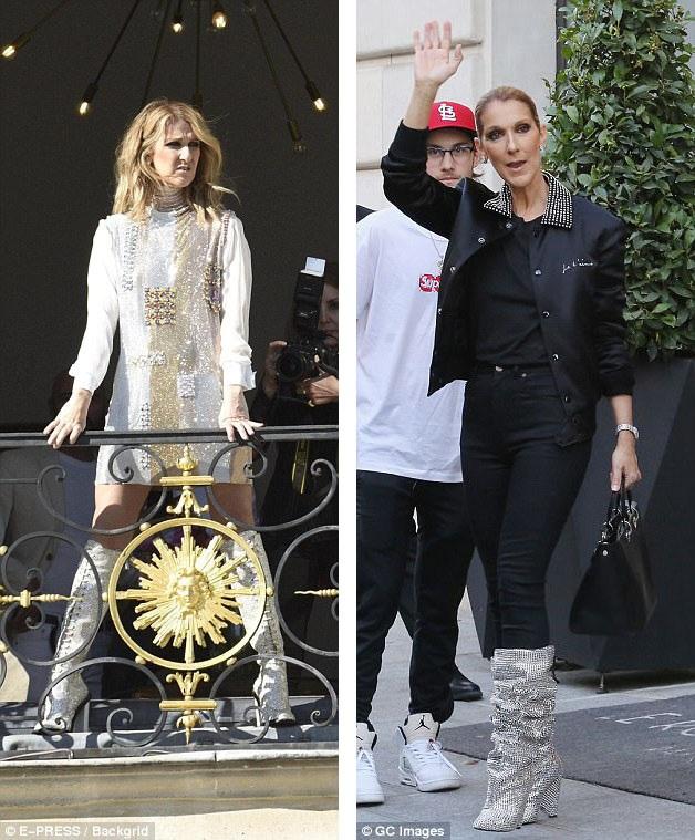 Celine Dion trở thành biểu tượng thời trang ở tuổi 49 - 3