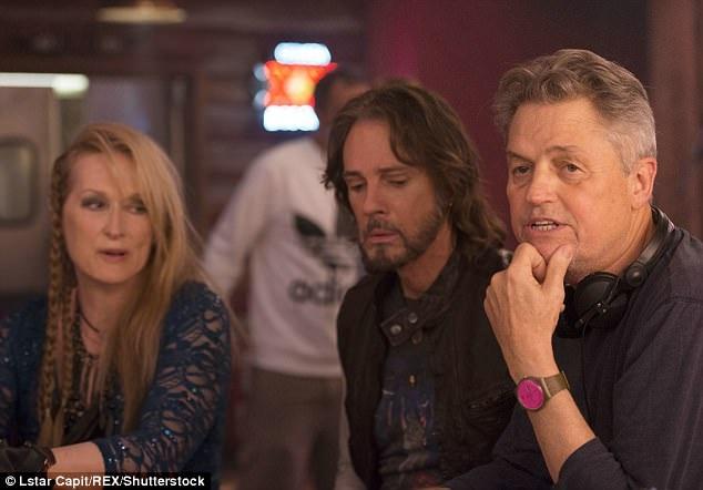 """Bộ phim đáng kể cuối cùng của ông là phim hài """"Ricki And The Flash"""" (2015) có sự tham gia của nữ diễn viên kỳ cựu Meryl Streep. Bà nhập vai một ngôi sao nhạc rock đã hết thời."""