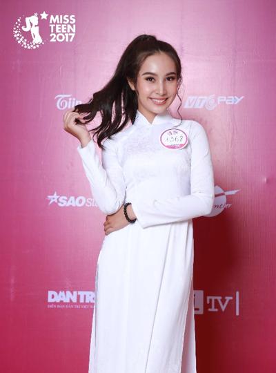 Top 18 thí sinh xuất sắc nhất Miss Teen 2017 - 9