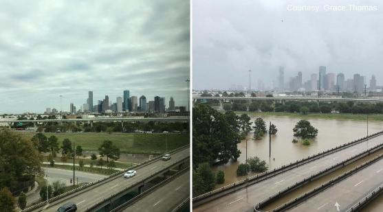 Đây là siêu bão khủng khiếp nhất từng tấn công nước Mỹ trong hơn 1 thập kỷ qua.