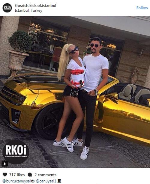 Siêu xe dát vàng chỉ có ở Dubai? Nhầm rồi, hội con nhà giàu Thổ Nhĩ Kỳ cũng sở hữu chúng