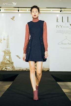 ELLE x IVY moda - Bản collab đình đám của làng thời trang Việt - 6