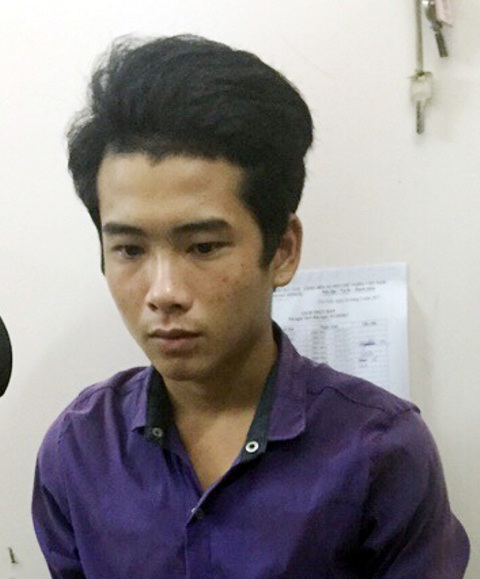 Đối tượng Nguyễn Quốc Tài đã bị khởi tố, bắt giam.