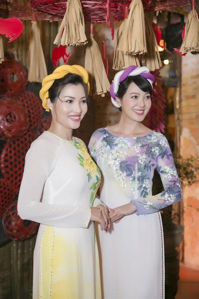 Hoa hậu Thu Thủy duyên dáng trình diễn thời trang - 10