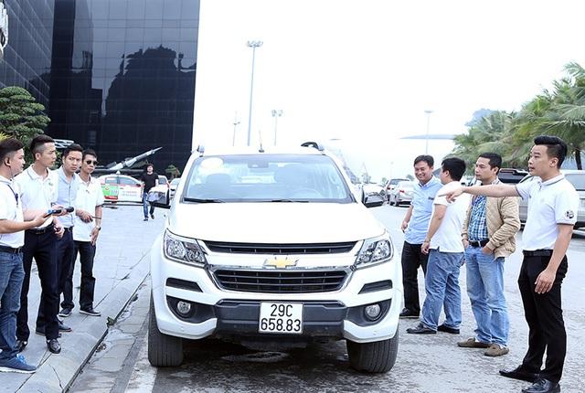 GM Việt Nam tiếp tục đẩy mạnh các chương trình khuyến mại cho mẫu bán tải Colorado.