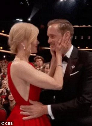 Nicole Kidman và Alexander Skarsgard vào vai 1 cặp vợ chồng trong phim Big Little Lies