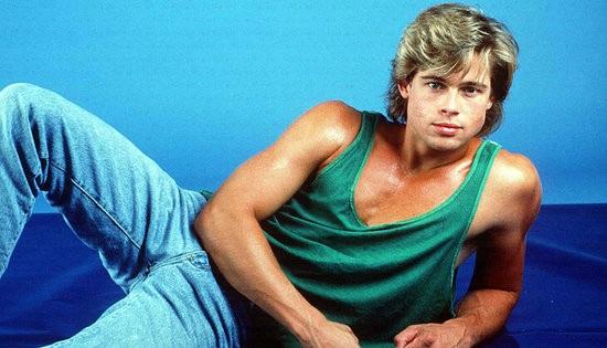 Brad Pitt - lãng tử điển trai thập niên 80