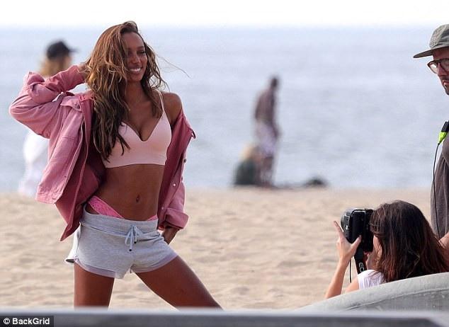 Jasmine Tookes, 26 tuổi là siêu mẫu Mỹ