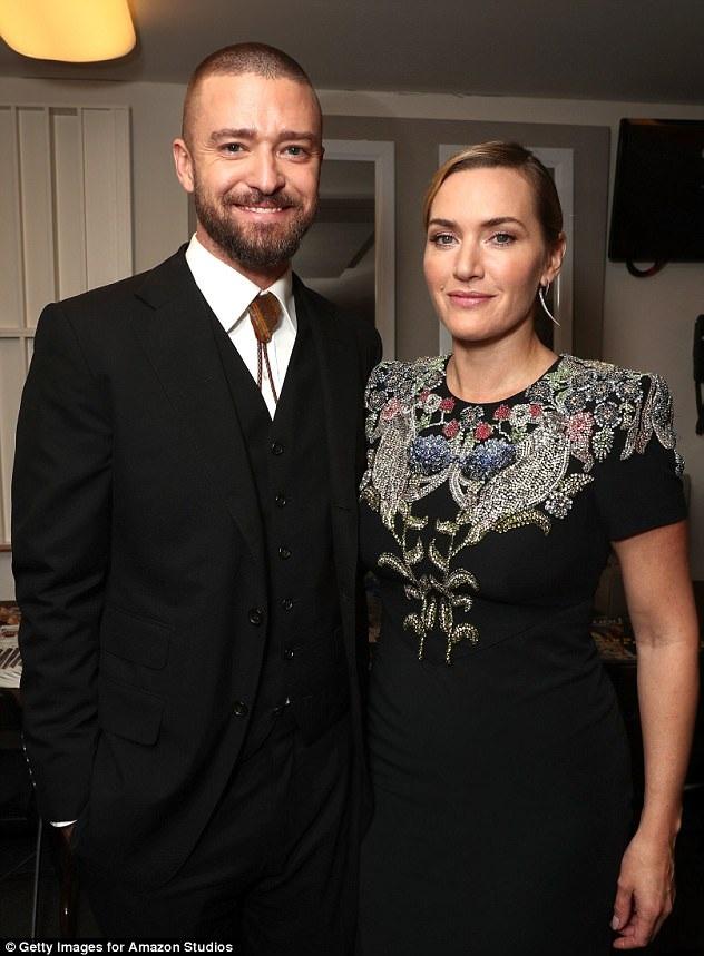 Ngôi sao từng giành giải Oscar và bạn diễn cùng trong phim Wonder Wheel Justin Timberlake