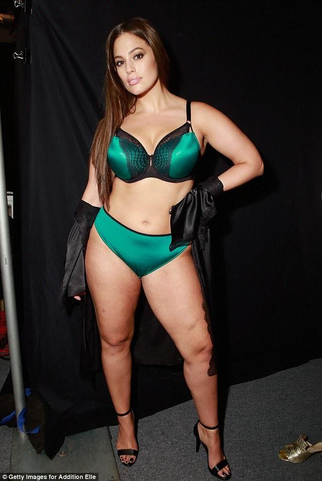 Siêu mẫu cao 1,77m này cảm thấy bất công khi người mẫu béo không được trân trọng