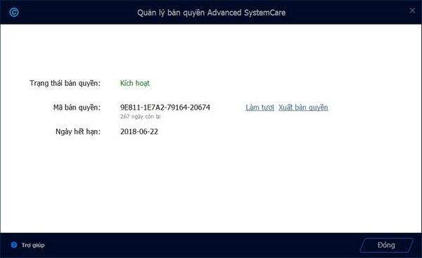 Bản quyền phần mềm chuyên nghiệp tối ưu và tăng tốc Windows hàng đầu hiện nay - 7