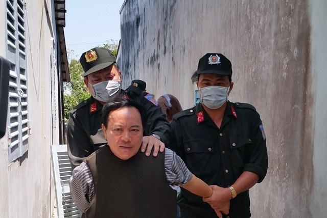 Cơ quan CSĐT đang tạm giữ hình sự Trương Văn Ai
