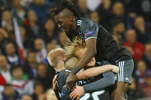 Ajax chạm trán với MU trong trận chung kết Europa League