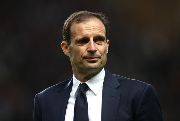 HLV Allegri tự tin Juventus sẽ chiến thắng Real Madrid