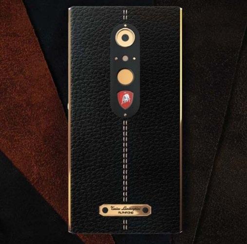 Smartphone thương hiệu Lamborghini đắt gấp 3 lần iPhone - 4