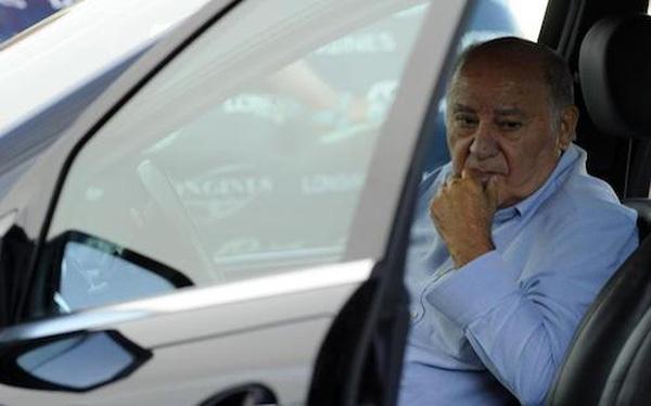Tỷ phú Amancio Ortega - Ảnh: Getty Images.