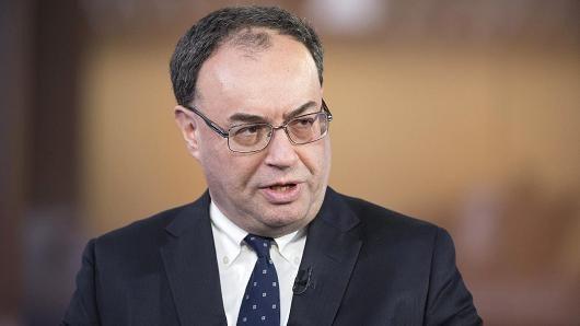 Ông Andrew Bailey tiết lộ những cơ quan tài chính trung ương cũng nắm được rất ít thông tin về bitcoin. (Nguồn: Jason Alden | Getty Images)